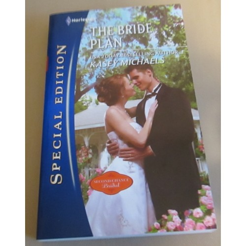 THE  BRIDE PLAN ~ Kasey Michaels ~ Harlequin Special Edition #2109