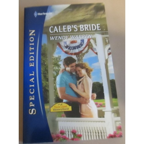 CALEB'S BRIDE ~ Wendy Warren ~ Harlequin Special Edition #2140