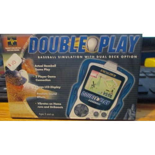 Double-Play Baseball Simulation w/Dual Deck Option New
