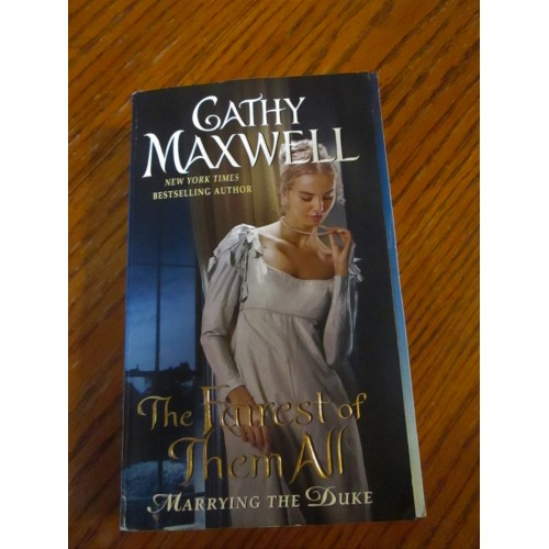 THE FAIREST OF THEM All ~ By Cathy Maxwell