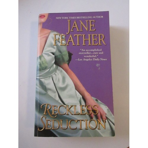 RECKLESS SEDUCTION ~ By Jane Feather