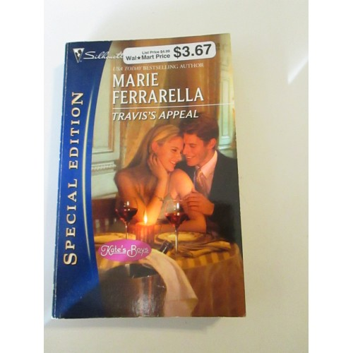TRAVIS'S APPEAL ~ By Marie Ferrarella  ~ Silhouette Special Edition #1958