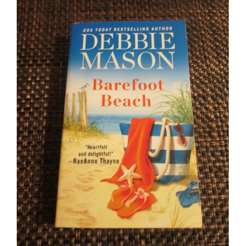 BAREFOOT BEACH ~ By Debbie Mason