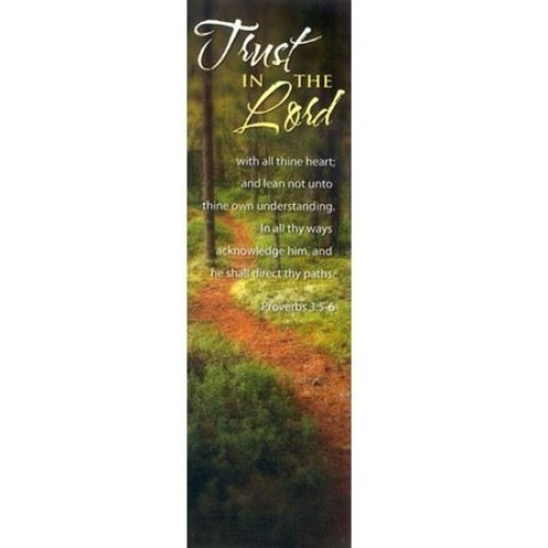 SALE Trust in the Lord Bookmark