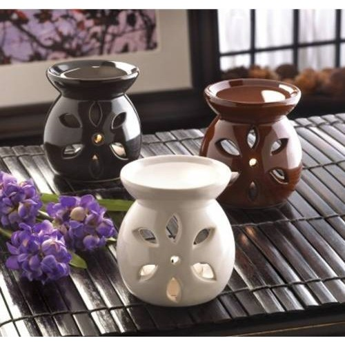 D1292 Smart Living Decorative Oil Warmer Trio