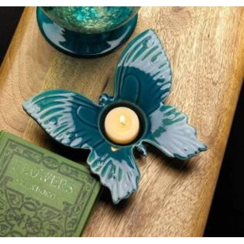 10015506 Butterfly Tealight Holder