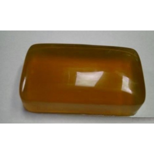 Mulberry Scent Handmade Glycerin and Honey Soap Rectangular Full Size