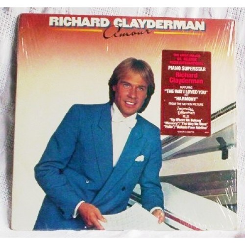 Richard Clayderman Amour