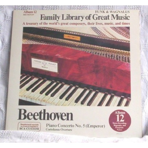 Family Library Of Great Music Album 12