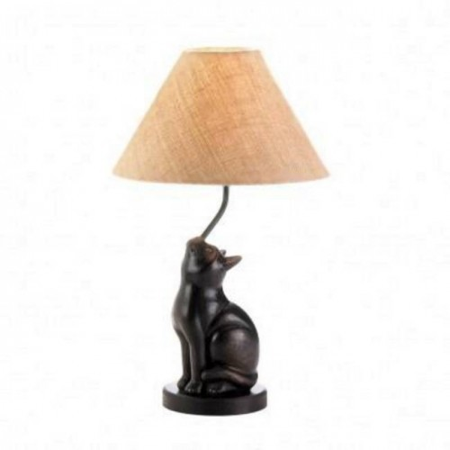 10017446 Delightful Curious Cat Desk Lamp