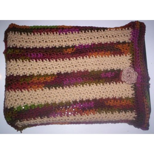 Crochet 15 inch Laptop Sleeve