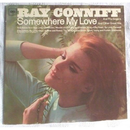 Ray Coniff Somewhere My Love
