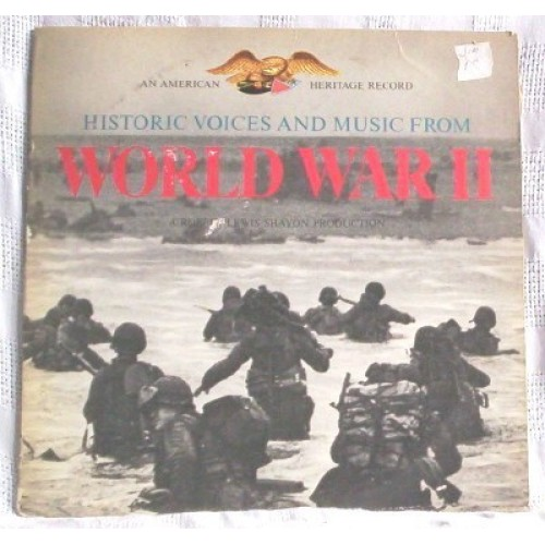 WWII Historic Voices And Music